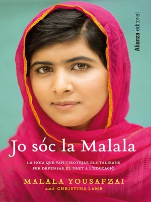 cover image of Jo sóc la Malala