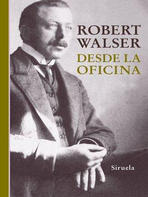 cover image of Desde la oficina