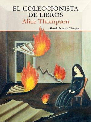 cover image of El coleccionista de libros
