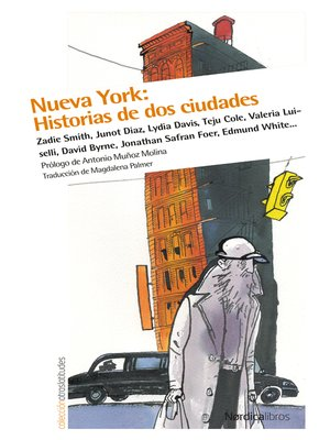 cover image of Nueva York
