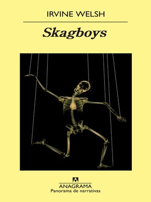 cover image of Skagboys
