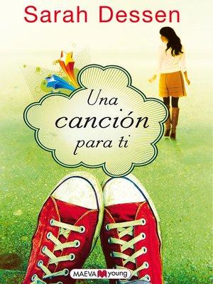 cover image of Una canción para ti