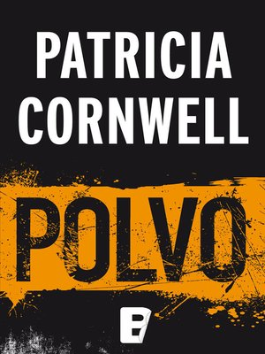 cover image of Polvo (Doctora Kay Scarpetta 21)