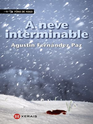 cover image of A neve interminable