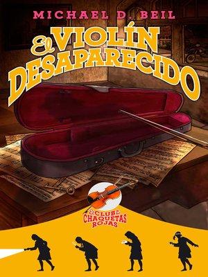 cover image of El violín desaparecido