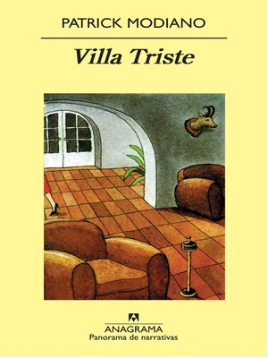 cover image of Villa Triste