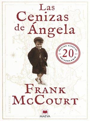 cover image of Las cenizas de Ángela 20 Aniversario