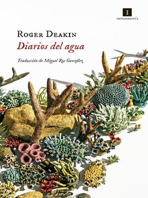 cover image of Diarios del agua