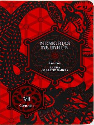 cover image of Memorias de Idhún. Panteón. Libro VI