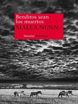 cover image of Benditos sean los muertos