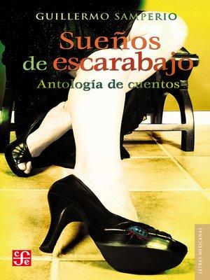 cover image of Sueños de escarabajo