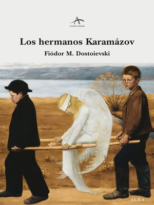 cover image of Los hermanos Karamázov