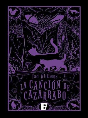 cover image of La canción de Cazarrabo