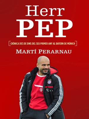 cover image of Herr Pep
