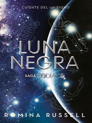 cover image of Luna negra