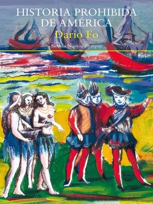 cover image of Historia prohibida de América