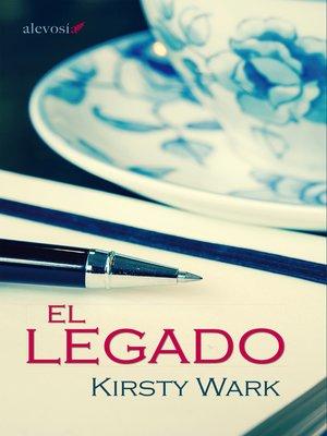 cover image of El legado