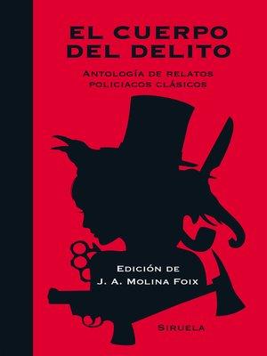 cover image of El cuerpo del delito