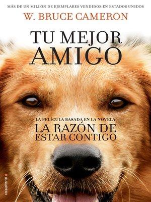 cover image of La razón de estar contigo