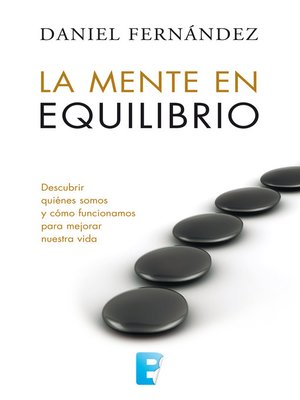 cover image of La mente en equilibrio