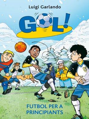 cover image of Futbol per a principiants