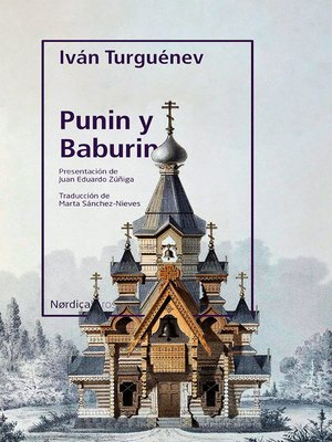 cover image of Punin y Baburin