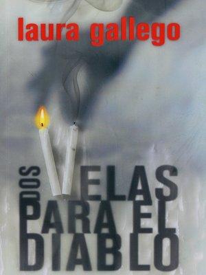 cover image of Dos velas para el diablo