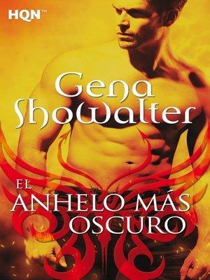 cover image of El anhelo más oscuro