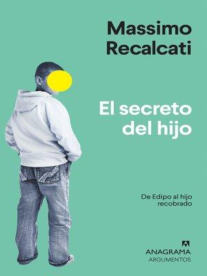 cover image of El secreto del hijo