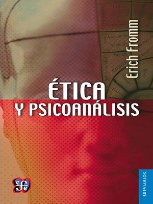 cover image of Ética y psicoanálisis