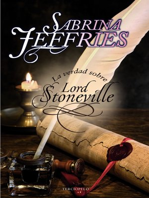 cover image of La verdad sobre Lord Stoneville