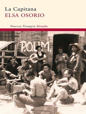 cover image of La Capitana