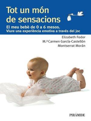 cover image of Tot un món de sensacions