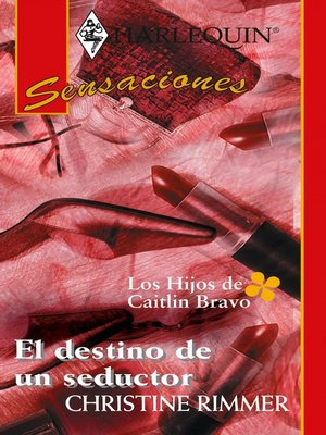 cover image of El destino de un seductor