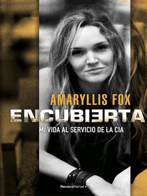 cover image of Encubierta