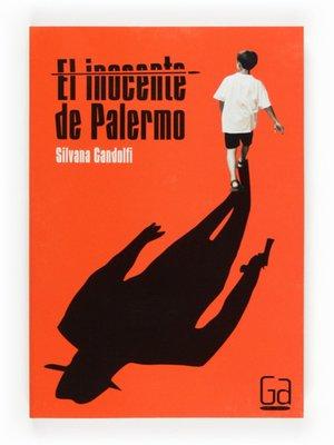 cover image of El inocente de Palermo