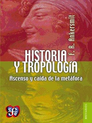 cover image of Historia y tropología