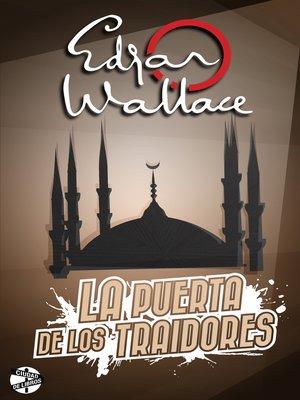cover image of La puerta de los traidores