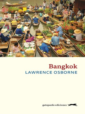 cover image of Bangkok