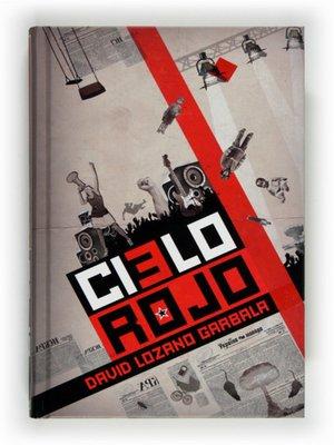cover image of Cielo Rojo