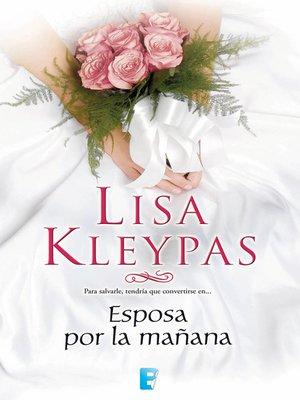 cover image of Esposa por la mañana (Serie Hathaways 4)