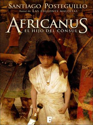 cover image of Africanus (Trilogía Africanus 1)
