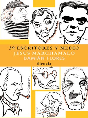 cover image of 39 escritores y medio