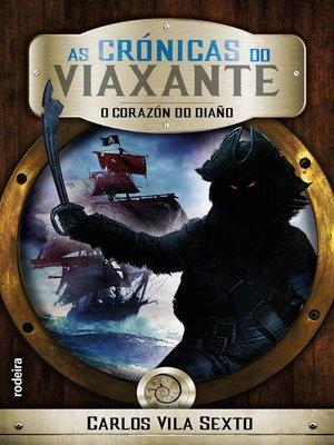 cover image of As Crónicas do Viaxante 3