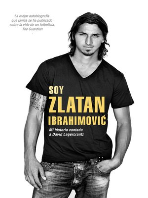 cover image of Soy Zlatan Ibrahimovic