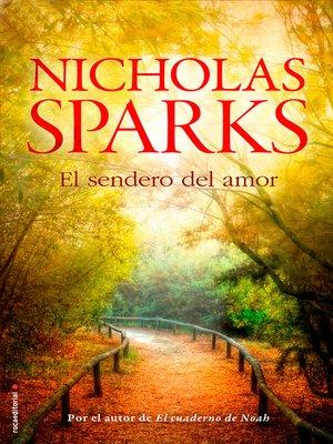 cover image of El sendero del amor