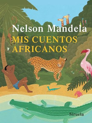 cover image of Mis cuentos africanos