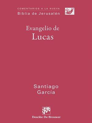 cover image of Evangelio de Lucas