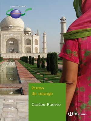 cover image of Zumo de mango
