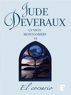 cover image of El corsario (La saga Montgomery 6)
